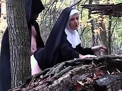 smokin' nun