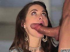 Youthful adolescent homemade webcam fuck Prom Night